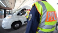Bundespolizei greift nur noch wenige Syrer auf