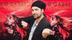 Escort-Dame verklagt David Garrett