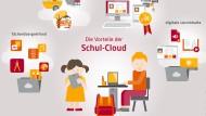 """So schön soll die """"Schul-Cloud"""" werden."""