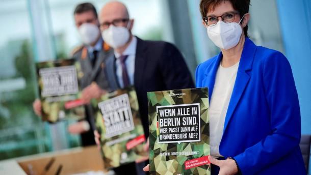 Bundeswehr beginnt mit neuemFreiwilligendienst