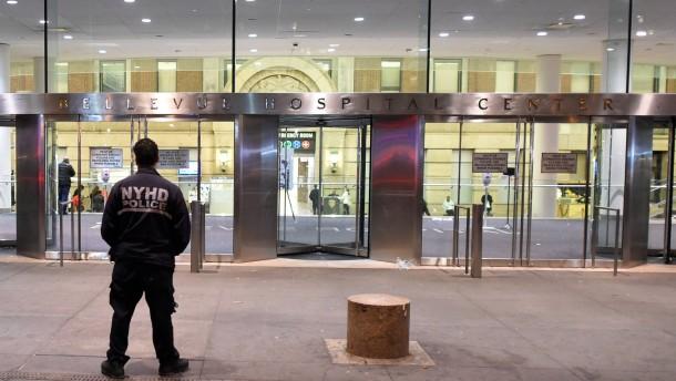 Amerika lässt Einreisende wochenlang überwachen
