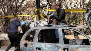 Zwei Tote bei Anschlag in Ägypten