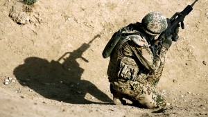 Bundeswehr-Soldat bei Schießunfall schwer verletzt