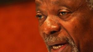 Kofi Annan: Einer Lösung sehr nahe