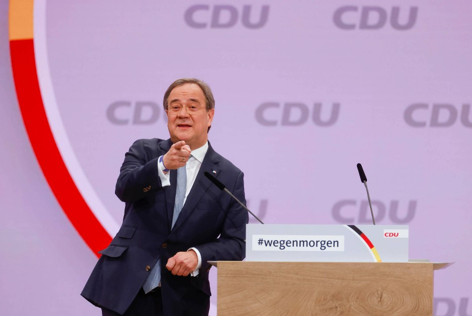 Dass er mitunter unterschätzt wird, ist eines der Kennzeichen seiner politischen Karriere: neuer CDU-Vorsitzender Armin Laschet