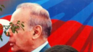 Ausschreitungen in Aserbaidschan nach Wahlsieg von Alijew