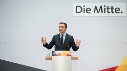 """""""SPD und Grüne spielen der AfD in die Hände"""""""
