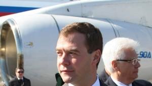 Aló, Presidente Medwedjew!