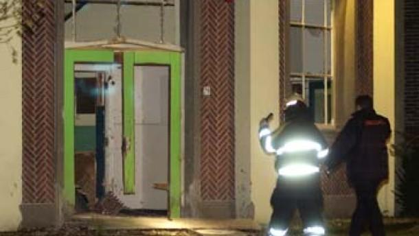 Brandanschläge auf drei Moscheen