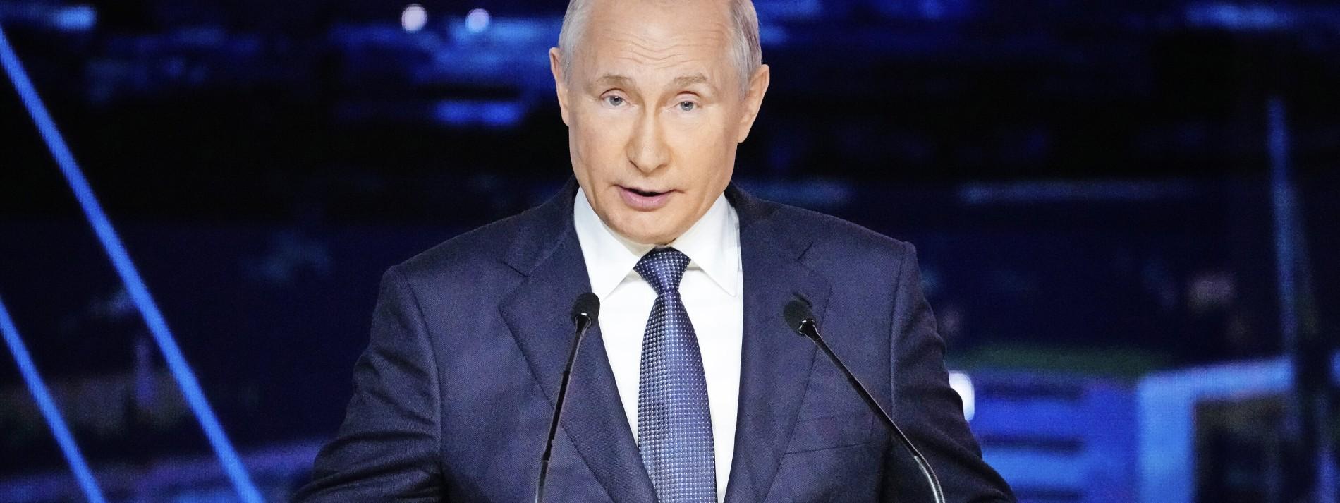 Putin blitzt bei Asiens Investoren ab