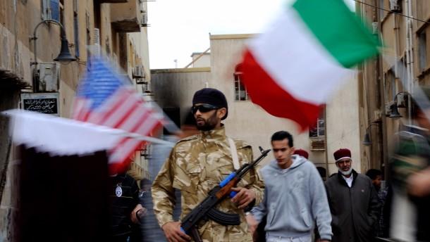Gaddafi will Truppen aus Misrata abziehen