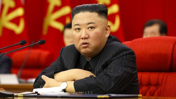 Kim Jong-un hat abgenommen