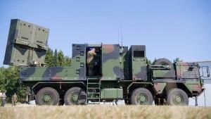 Bundesregierung genehmigt weniger Rüstungsexporte