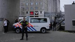 Rockkonzert in Rotterdam abgesagt