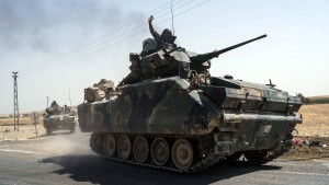 Erdogan setzt Offensive gegen Kurdenmiliz fort