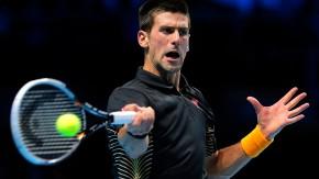 ATP World Tour Finals 2012 London
