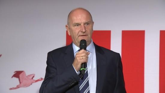SPD behauptet sich in Brandenburg