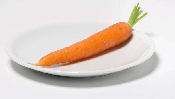 Outdoor Küche Vegetarisch : Seltenheit: vegetarische gerichte auf speisekarten