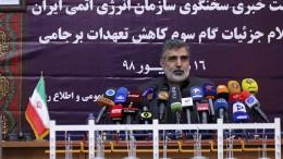 Iran verstärkt Urananreicherung