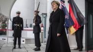 Merkel: Trumps Kritik sollte uns nicht beirren