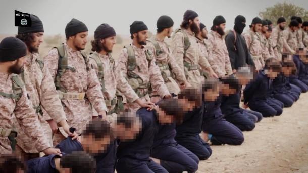 """Fast 4000 Hinrichtungen im """"Islamischen Staat"""""""