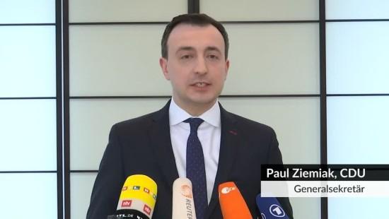 Bundes-CDU gegen Wahl von Ramelow