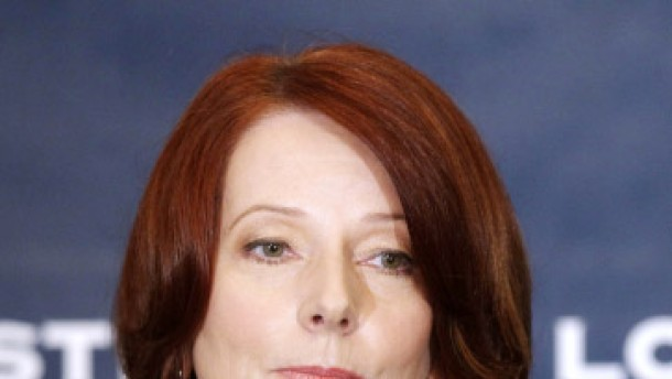 Gillard verärgert die Nachbarn