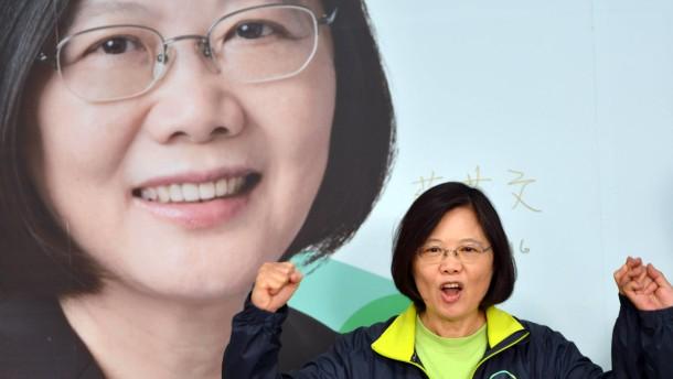 """""""Taiwans Merkel"""""""