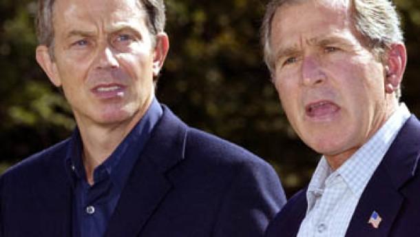 USA und Großbritannien einig über Uno-Resolution