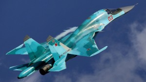 Russische Luftnummern
