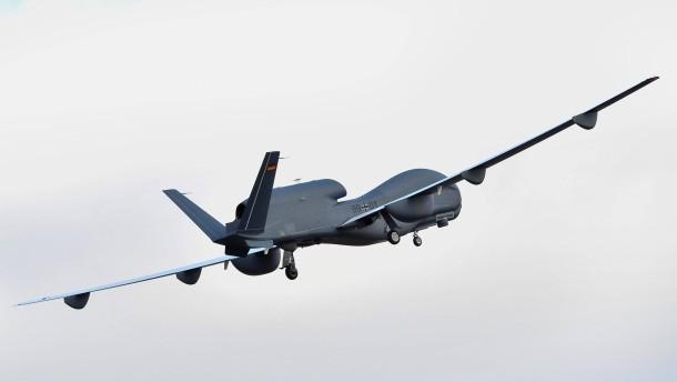 NSA war am Euro-Hawk-Projekt beteiligt