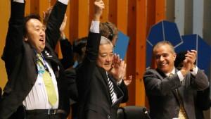 Japanische Seelenmassage für Planet Erde