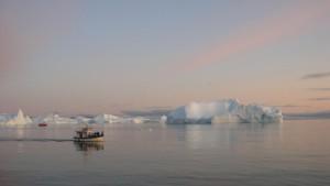 Die Sorge um die Schätze der Arktis