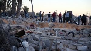 Zwei Serben durch amerikanischen Luftangriff getötet