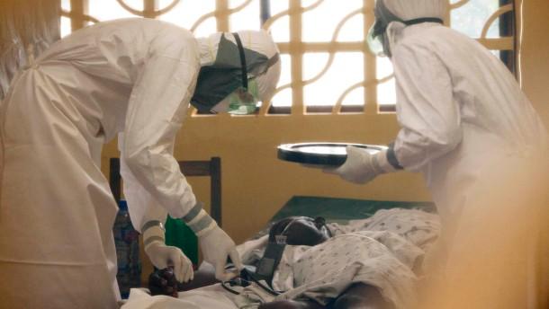 Ebola-Patient kommt wohl doch nicht nach Hamburg