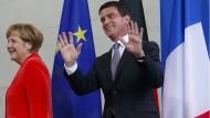 Valls' Versprechen