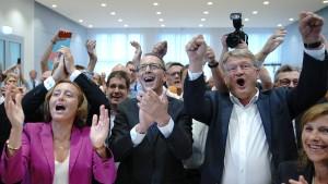 Hat die AfD den Zenit ihres Erfolgs erreicht?