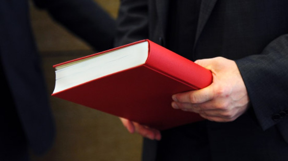 Schlussbericht mit 250 Seiten: Wegen personenbezogener Daten will das Ordinariat ihn jedoch nicht veröffentlichen