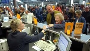 Zustimmung zu EU-Abkommen über Fluggastdaten erwartet