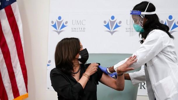 Biden kämpft gegen die Impf-Skepsis