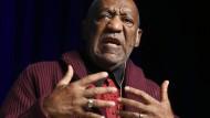 Zwanzig Frauen machen ihm mittlerweile schwere Vorwürfe: Bill Cosby