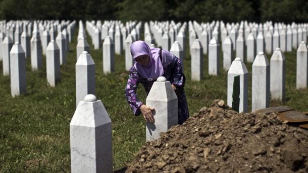 Forscher: Bosniaken ließen Massaker geschehen