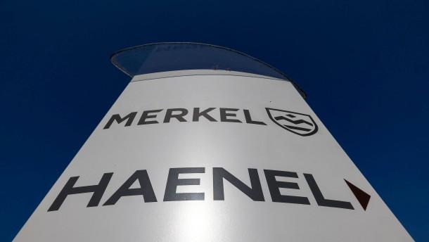 Gewehrhersteller Haenel bezeichnet Patentvorwürfe als gegenstandslos