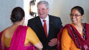 Gauck fordert Reform des UN-Sicherheitsrats