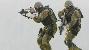 Steinmeier will KSK-Kräfte abziehen