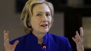Hillary Clinton kritisiert Obamas Außenpolitik