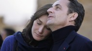 """""""Vollkommen unbegründete Spekulationen"""" über die Ehe Sarkozys"""