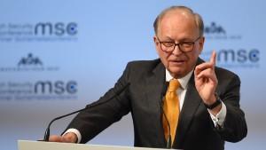 """Deutschland kann sich """"nicht wegducken"""""""