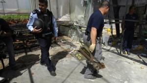 Israel kündigt eine harte Reaktion an