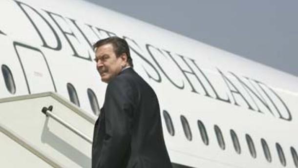 Wie wird Schröder den Kanzler los?